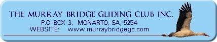 Murray Bridge Gliding Club, PO BOX 3, Monarto, SA, 5254